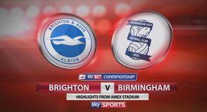 Brighton 4-3 Birmingham