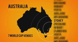 World Cup venue guide - Sydney