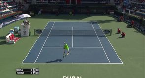 Sousa v Murray – Shot of the day