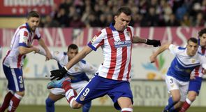 Atletico Madrid v Almeria