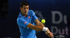 Djokovic v Berdych - Dubai
