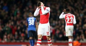 New low for 'inept Arsenal'