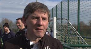 Widnes Vikings honouring Bobby Robson