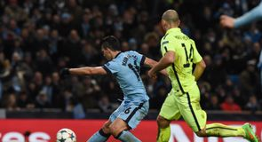 Man City v Barcelona