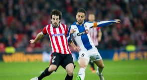 Ath Bilbao v Espanyol - Copa del Rey first leg