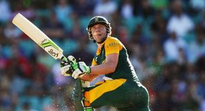 Record Breaking AB De Villiers