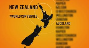 World Cup venue guide - Auckland