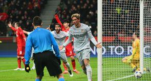 Leverkusen v Atletico Madrid