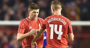 Henderson no comparison to Gerrard