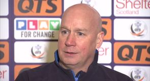 McDowall disappointed with Celtic goals