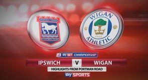 Ipswich 0-0 Wigan
