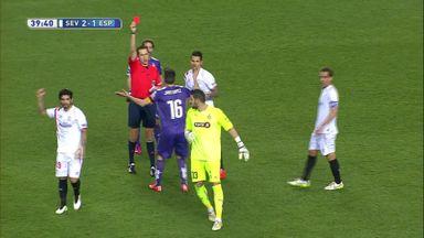 Sevilla v Espanyol Highlights