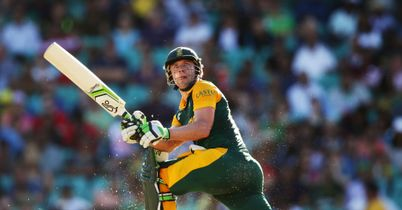 Cricket World Cup - AB de Villiers and Mitchell Starc among best players