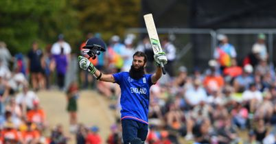 Cricket World Cup: Moeen Ali hundred fires England to convincing win over Scotland
