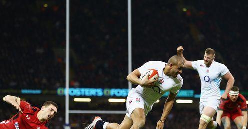 Barnes: England back on track