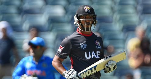 CWC Group B: Ind v UAE