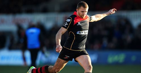 Leinster stunned by Dragons
