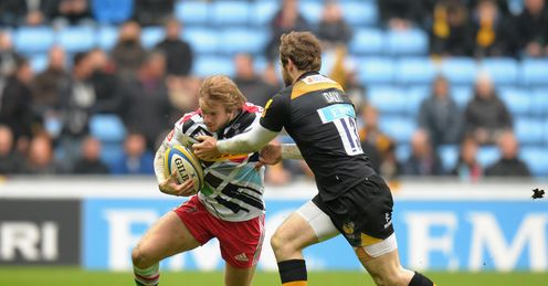 Walker secures Quins contract