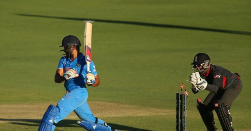 India too strong for UAE