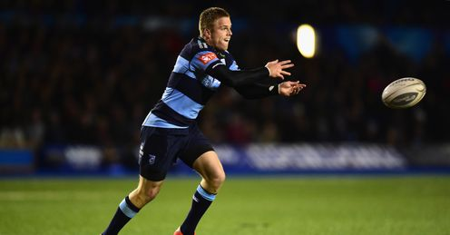 Treviso v Cardiff Blues: Teams