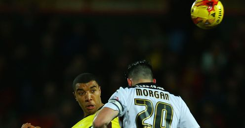 Watford duo down Rotherham