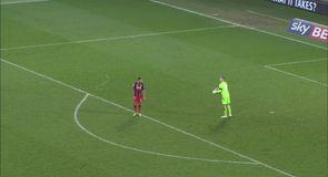 Controversy as Bournemouth goal disallowed