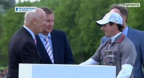 Rory set to defend BMW PGA title