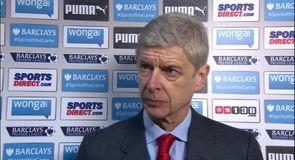 Wenger – We had to hang on