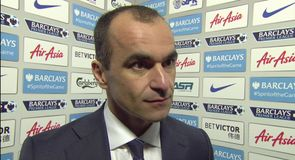 Martinez hails 'outstanding' display