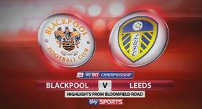 Blackpool 1-1 Leeds