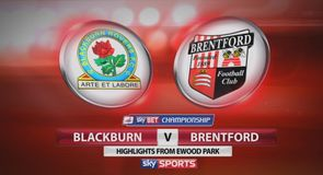 Blackburn 2-3 Brentford