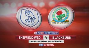 Sheffield Wednesday 1-2 Blackburn