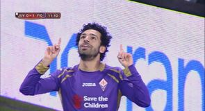Brilliant individual goal from Salah