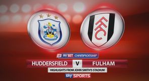 Huddersfield 0-2 Fulham