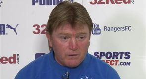 McCall speaks on Rangers appointment