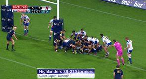 Highlanders 39-21 Stormers