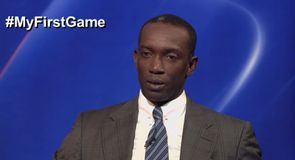 #MyFirstGame - Dwight Yorke