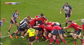 Munster 42-20 Connacht