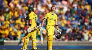 Semi-finals - Australia v India