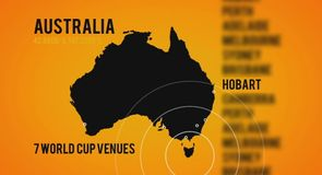 World Cup venue guide - Hobart
