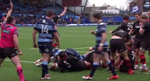 Cardiff Blues 21-15 Edinburgh