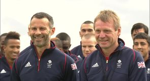 Pearce keen on Team GB
