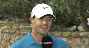 McIlroy satisfied with form