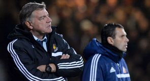 Allardyce wary of Sunderland backlash