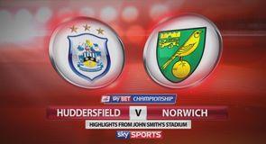 Huddersfield 2-2 Norwich