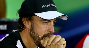 Alonso: Steering locked for crash