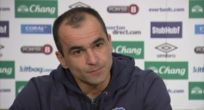 Martinez taking positive from Europe