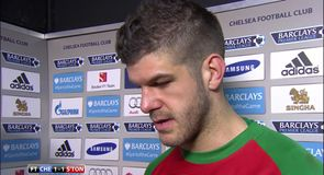Forster delighted with draw