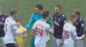Bolton 2-0 Millwall
