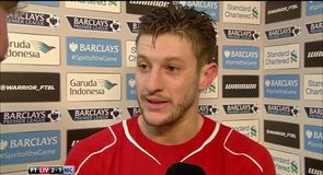 Lallana hails 'massive' win